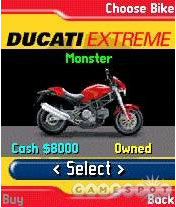 Download free mobile game: Ducati: Extreme - download free games for mobile phone.