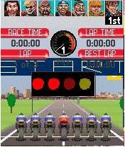 Download free game for mobile phone: Ducati: Extreme - download mobile games for free.