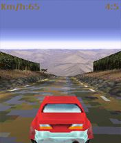 Download free mobile game: 3D Rally - download free games for mobile phone.