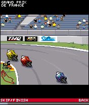 Download free mobile game: Moto GP manager - download free games for mobile phone.