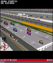 Download free game for mobile phone: Moto GP manager - download mobile games for free.