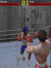 Download free game for mobile phone: Rocky 3D: Apollo's fall - download mobile games for free.
