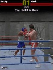 Скриншот java игры Rocky 3D: Apollo's fall. Игровой процесс.