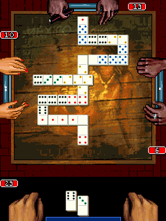 Download free game for mobile phone: Domino Fever - download mobile games for free.