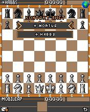 Download free game for mobile phone: Mobi Chess - download mobile games for free.