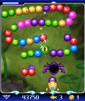 Download free game for mobile phone: Aquaria - download mobile games for free.
