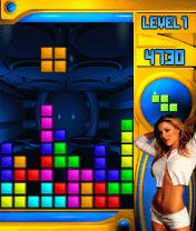 Download free mobile game: SеХetris - download free games for mobile phone.