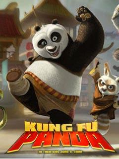 kung fu panda para celular java