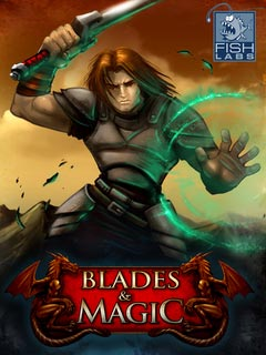 Download free Blades and Magic 3D - java game for mobile phone. Download Blades and Magic 3D