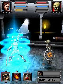 Download free game for mobile phone: Blades and Magic 3D - download mobile games for free.