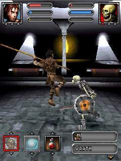 Mobile game Blades and Magic 3D - screenshots. Gameplay Blades and Magic 3D.