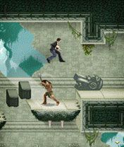 Mobile game Indiana Jones and the Kingdom of the Crystal skull - screenshots. Gameplay Indiana Jones and the Kingdom of the Crystal skull.