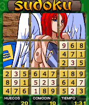 Download free mobile game: Hentai Sudoku - download free games for mobile phone.