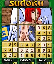 Download free game for mobile phone: Hentai Sudoku - download mobile games for free.