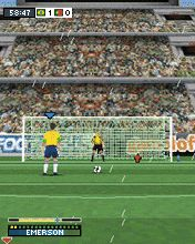 Download free game for mobile phone: Real Football 2008 3D + 2D - download mobile games for free.