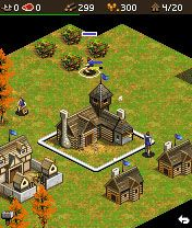 Download free game for mobile phone: Age of Empires III Mobile - download mobile games for free.