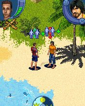Download free game for mobile phone: The Sims 2: Castaway Mobile - download mobile games for free.