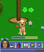 Download free game for mobile phone: The Sims 2: Pets - download mobile games for free.