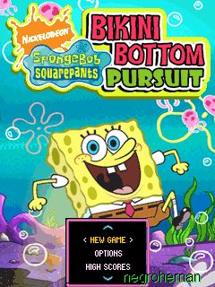 Bob Sponge: Bikini Bottom Pursuit