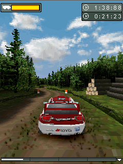 Download free mobile game: Rally master pro - download free games for mobile phone.