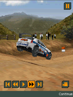 Download free game for mobile phone: Rally master pro - download mobile games for free.
