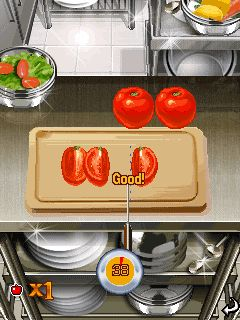 Download free mobile game: Pocket Chef - download free games for mobile phone.