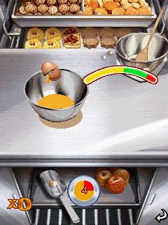 Jeu mobile Le Chef Portable - captures d'écran. Gameplay Pocket Chef.