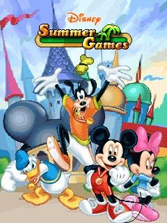Disney Summer Games