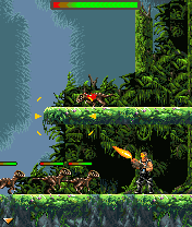 Mobile game Turok - screenshots. Gameplay Turok.
