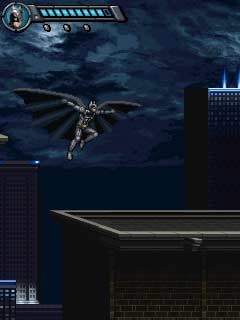 Jeu mobile Batman: Le Chevalier Sombre - captures d'écran. Gameplay Batman: The Dark Knight.