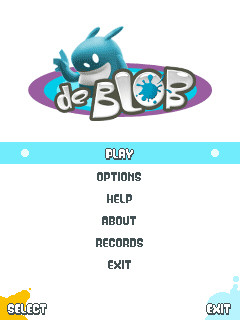 Jeu mobile De Blob - captures d'écran. Gameplay De Blob.