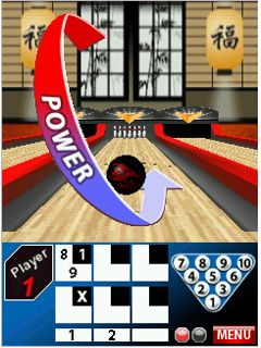 Download free mobile game: Professional Bowlers Association Bowling - download free games for mobile phone.