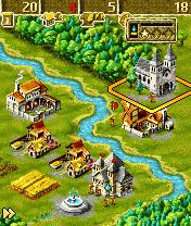 Download free mobile game: Townsmen 4 - download free games for mobile phone.