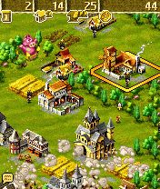 Download free game for mobile phone: Townsmen 4 - download mobile games for free.