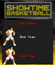 Download free mobile game: Showtime Basketball - download free games for mobile phone.