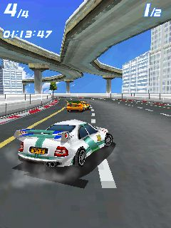 Mobile game Rally Stars 3D - screenshots. Gameplay Rally Stars 3D.