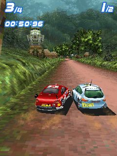 Download free mobile game: Rally Stars 3D - download free games for mobile phone.