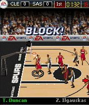 Download free game for mobile phone: NBA Live 2008 - download mobile games for free.