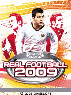 Download free Real Football 2009 Bluetooth - java game for mobile phone. Download Real Football 2009 Bluetooth