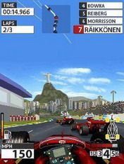 Download free mobile game: Ferrari World Championship - download free games for mobile phone.