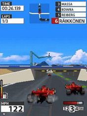 Download free game for mobile phone: Ferrari World Championship - download mobile games for free.