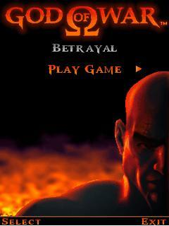 Download free God Of War: Betrayal - java game for mobile phone. Download God Of War: Betrayal