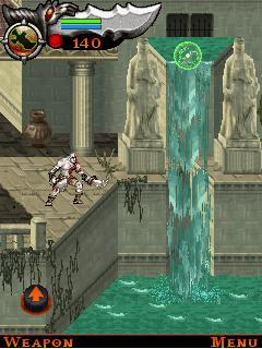 God Of War Betrayal Java Game For Mobile God Of War Betrayal