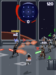 Download free mobile game: Star Wars:The Force Unleashed - download free games for mobile phone.