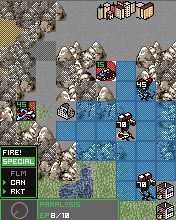 Download free game for mobile phone: Armored Forces - download mobile games for free.