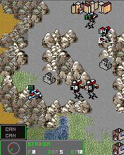 Mobile game Armored Forces - screenshots. Gameplay Armored Forces.