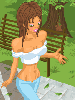 Download free game for mobile phone: Bad Girl: Sех on-line - download mobile games for free.
