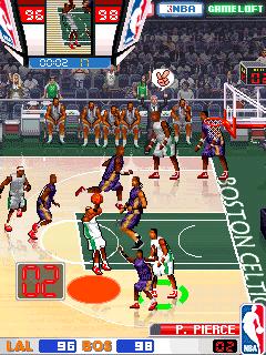 NBA Pro Basketball 2009 - java game for mobile. NBA Pro ...