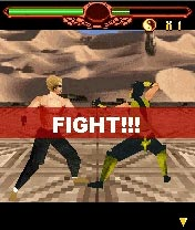 Download free mobile game: Mortal Kombat 3D - download free games for mobile phone.