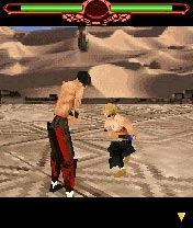 Mobile game Mortal Kombat 3D - screenshots. Gameplay Mortal Kombat 3D.